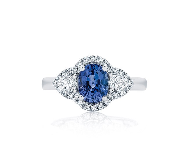 "**The Vibe: High Shine** <br><br> Rosetta Trio, POA at [Larsen Jewellery](https://www.larsenjewellery.com.au/engagement-rings/white-gold/rosetta-trio-white-gold|target=""_blank""