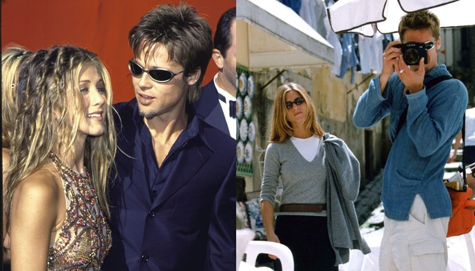 "***Jennifer Aniston and Brad Pitt*** <br><br> Though Aniston and Pitt keep the details of their current relationship intensely private, Pitt reportedly attended Aniston's 50th birthday party in February 2019, 14 years after their much-publicised divorce. While they're both single, a source told *People* that there's no chance of a reconciliation between the two—saying: ""They broke up, and they did it because they had serious issues. They're not stupid. They remember why it didn't work."""