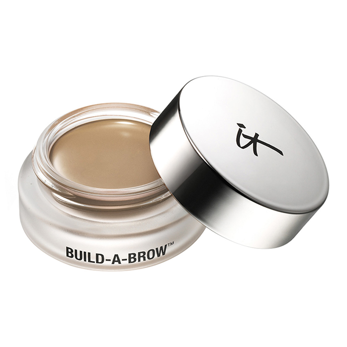 "BUILD-A-BROW Gel Stain by It Cosmetics, $38 at [Sephora](https://www.sephora.com.au/products/it-cosmetics-build-a-brow/v/blonde|target=""_blank""