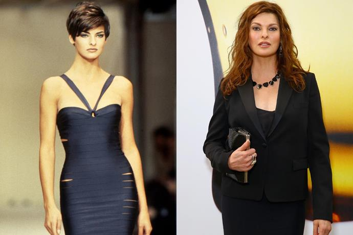 "**15. Linda Evangelista** <br><br> One of the most recognisable faces of the '90s, Linda Evangelista once famously said: ""I don't get out of bed for less than $10,000 a day."" Therefore, it's no surprise the eternally iconic It-girl has amassed a net worth of $25 million. <br><br> ***Net worth: $25 million***"