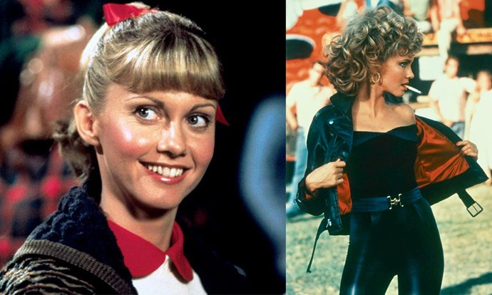 ***Grease*** <br><br> Tired of being the good girl, Sandy (played by Olivia Newton-John in a career-defining role) waits until the end of this iconic musical to ditch her ponytail for a perm and her sweet sundresses for a black bodysuit, bringing Danny (John Travolta) to his knees.