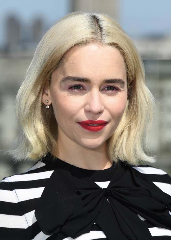 "***The Chelsea-Girl Bob***<br><br> Want the look? Kevin advises... <br><br> ""Prep with [a beachy hair spray](http://kevinmurphy.com.au/product/hair-resort-spray/