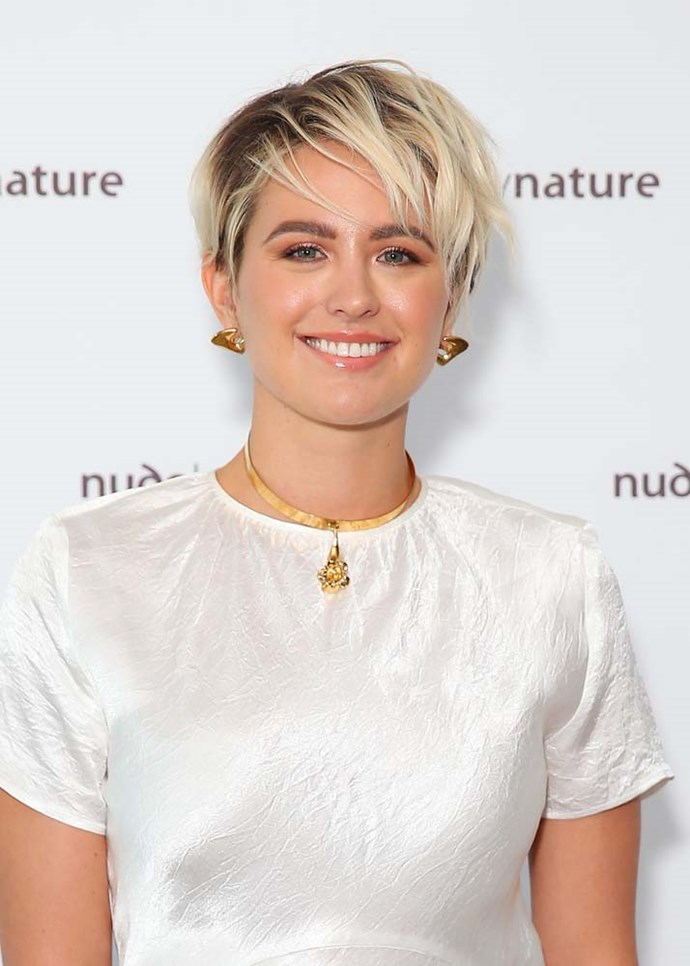 The Grown-Out Pixie