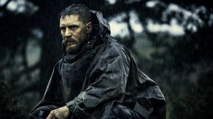 """**Taboo** <br><br> Name a better combination than family revenge, violence and Tom Hardy ([James Keziah Delaney](https://www.sbs.com.au/ondemand/program/taboo