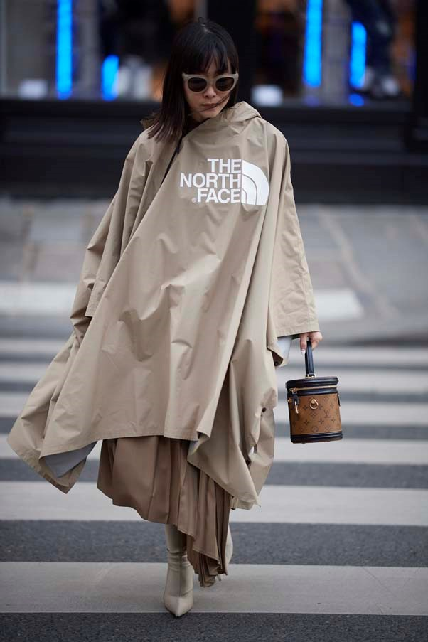 At Paris Fashion Week <br><br> Image: Getty