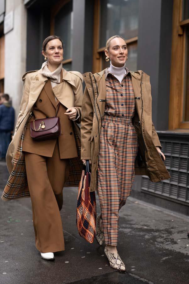 Jo Ellison and Flora Johnston <br><br> Image: Getty
