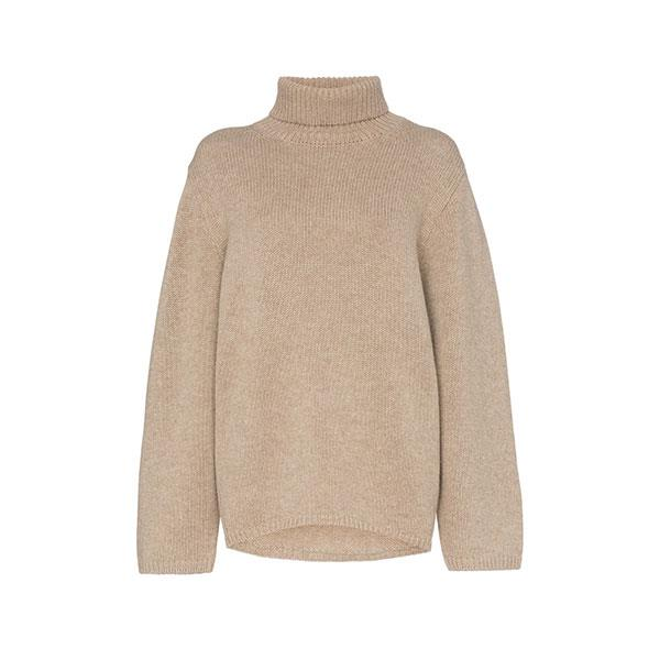 "**Buy:** <br><br>Jumper by Toteme, $945 at [Farfetch](https://www.farfetch.com/au/shopping/women/toteme-cambride-knit-cashmere-turtleneck-item-13315493.aspx?storeid=9359|target=""_blank""