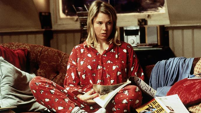 ***Bridget Jones' Diary*** <br><br> The ultimate comfort viewing, Renee Zellweger stars as a woman in her 30s who decides to overhaul her life, and keep a hilarious diary in the process.