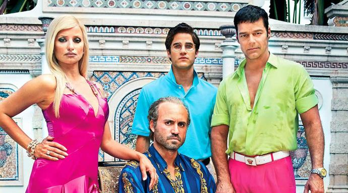 ***American Crime Story: The Assassination of Gianni Versace*** <br><br> The second season of the true crime anthology series revisits the murder of fashion designer Gianni Versace, set against the background of Miami Beach in the '90s.
