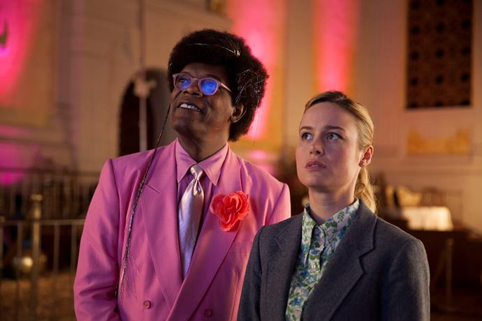 **Unicorn Store** <br><br> A whimsical comedy directed and co-produced by *Captain Marvel* star Brie Larson, *Unicorn Store* follows an artist who receives a magical invitation that could fulfil her childhood dreams. It also stars Samuel L Jackson.