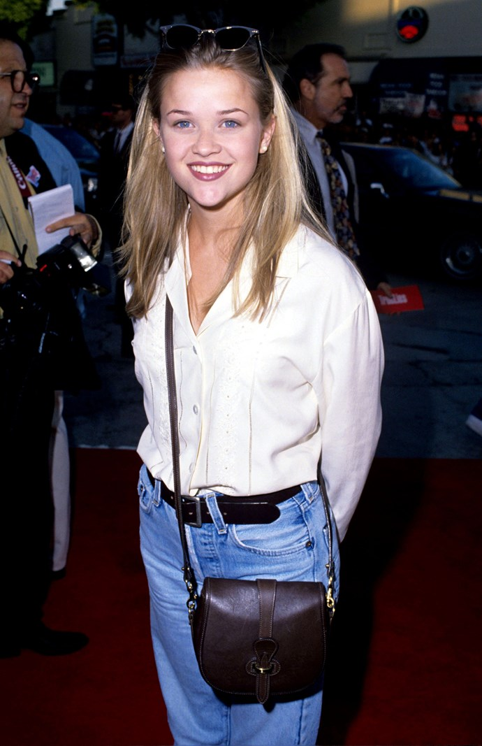 Reese Witherspoon in 1994.