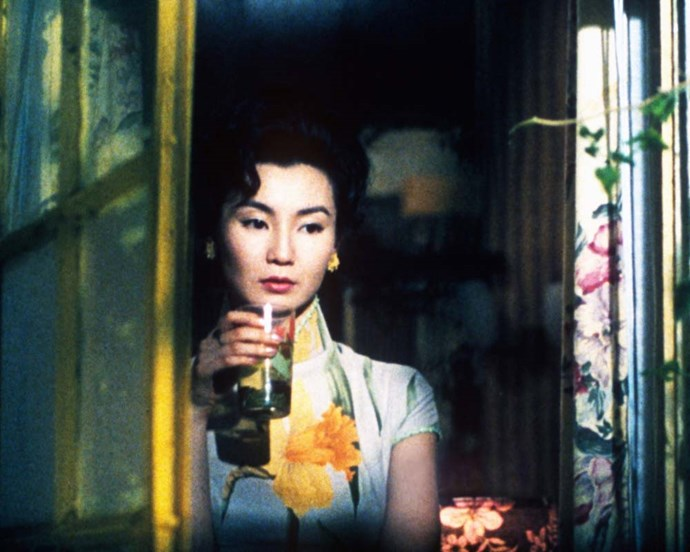 Marrying Chinese culture with '60s trends, Wong Kar-wai's *In the Mood for Love* was a sight to behold.