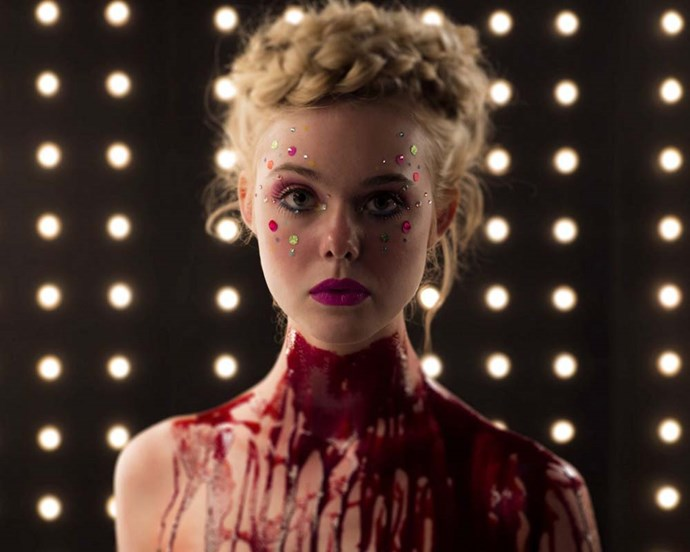 *Neon Demon* itself may not have thrilled critics, but the eccentric use of beauty thrilled us.