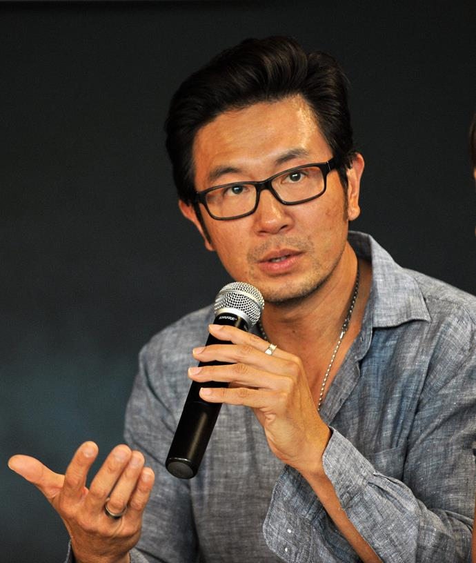 **Bao Gaoling: Adrian Pang** <br><br> Asian media has been quick to suggest Adrian Pang, a Malaysian-born Singapore-based actor, to play the role of Rachel's wealthy and influential father, who is also known as Kao Wei.
