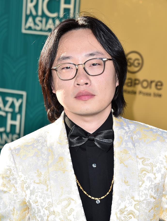 **Bernard Tai: Jimmy O. Yang** <br><br> The billionaire husband of soap star Kitty Pong mysteriously goes missing in the second book, but we will no doubt get at least a cameo from the actor behind the character, Jimmy O. Yang.