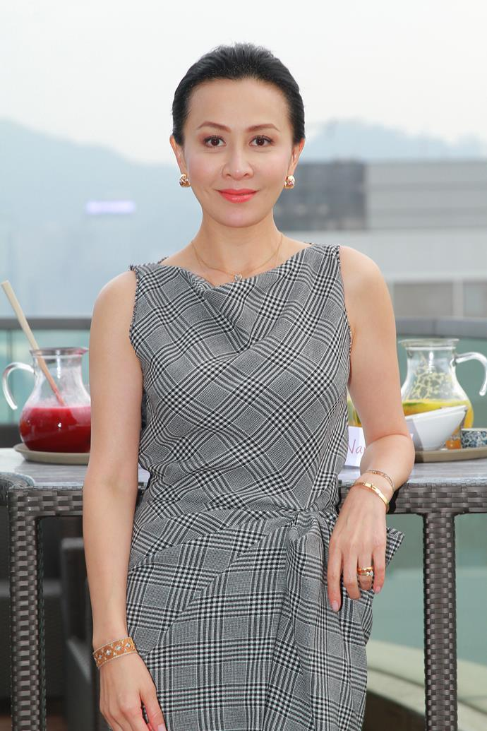 **Bao Shaoyen: Carina Lau** <br><br> Carlton's stubborn and eccentric mother, who has a room full of Hermès Birkins and constantly worries about her son, would be well played by Hong Kong-based actress and singer Carina Lau.