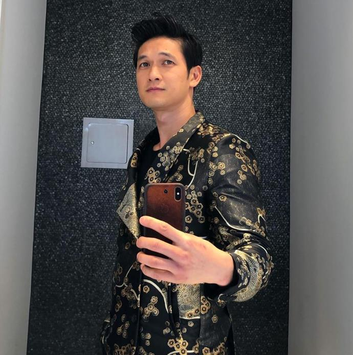 **Charlie Wu: Harry Shum Jr** <br><br> Given Astrid's good-natured ex-boyfriend Charlie Wu has a prominent role in the sequel, we'll likely see *Glee* star Harry Shum Jr back on our screens.