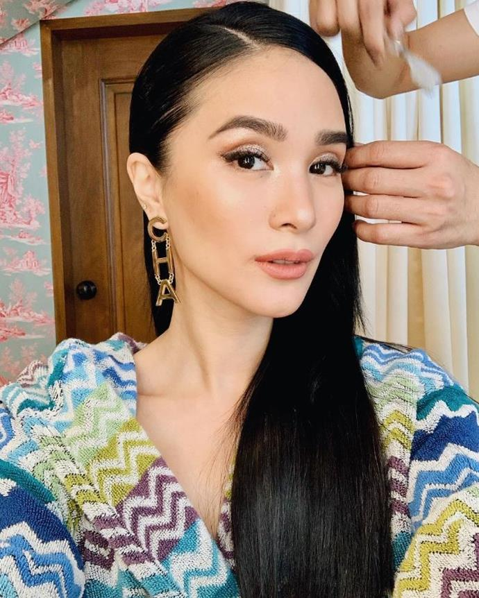 """**Colette Bing: Heart Evangelista** <br><br> A Filipino actress, TV host, and socialite, Heart Evangelista has been tipped as a possible casting call for the role of Colette after she [travelled to China](https://villagepipol.com/heart-evangelista-cra-sequel/