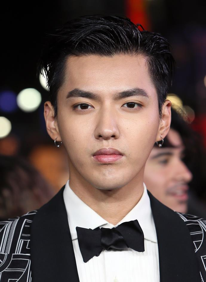 **Richie Wang: Kris Wu** <br><br> A top pick for either the role of Carlton Bao or the role of Richie Wang, Chinese-Canadian actor Kris Wu could handle either with ease.