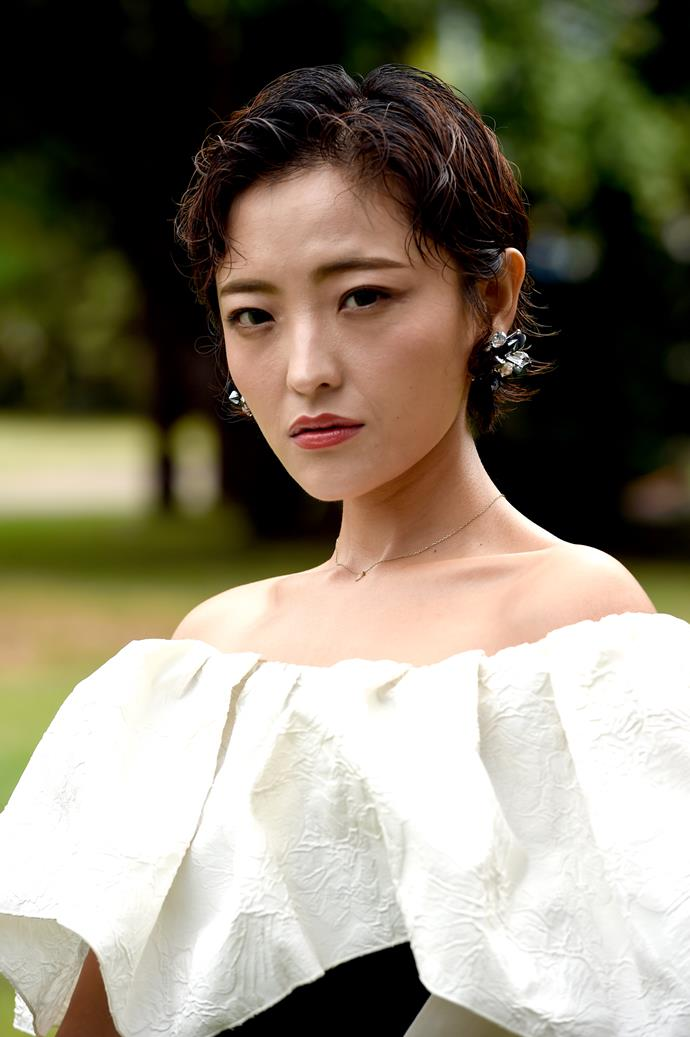 **Corinna Ko-Tung: Luna Kwok** <br><br> An image specialist who helps wannabe billionaires to class up their lives and become a part of society's elite, Corinna is a pivotal player in the second movie. Many have suggested Chinese actress Luna Kwok could be a good fit for the role.