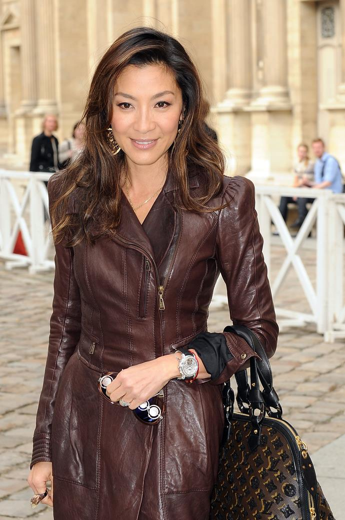 **Eleanor Young: Michelle Yeoh** <br><br> Nick's tough mother (who's an even tougher mother-in-law to Rachel) will return in the sequel, giving brilliant actress Michelle Yeoh another chance to flex her acting muscles.