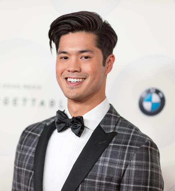 **Carlton Bao: Ross Butler** <br><br> The former *Riverdale* star is also another top pick to play Carlton, and is also a popular choice to play Richie Yang, Colette Bing's long-term boyfriend.
