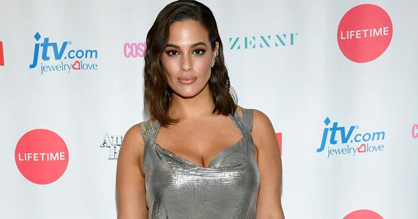 Ashley Graham Gives Us 90s Supermodel Style In A Chainmail Dress | Harper's BAZAAR Australia
