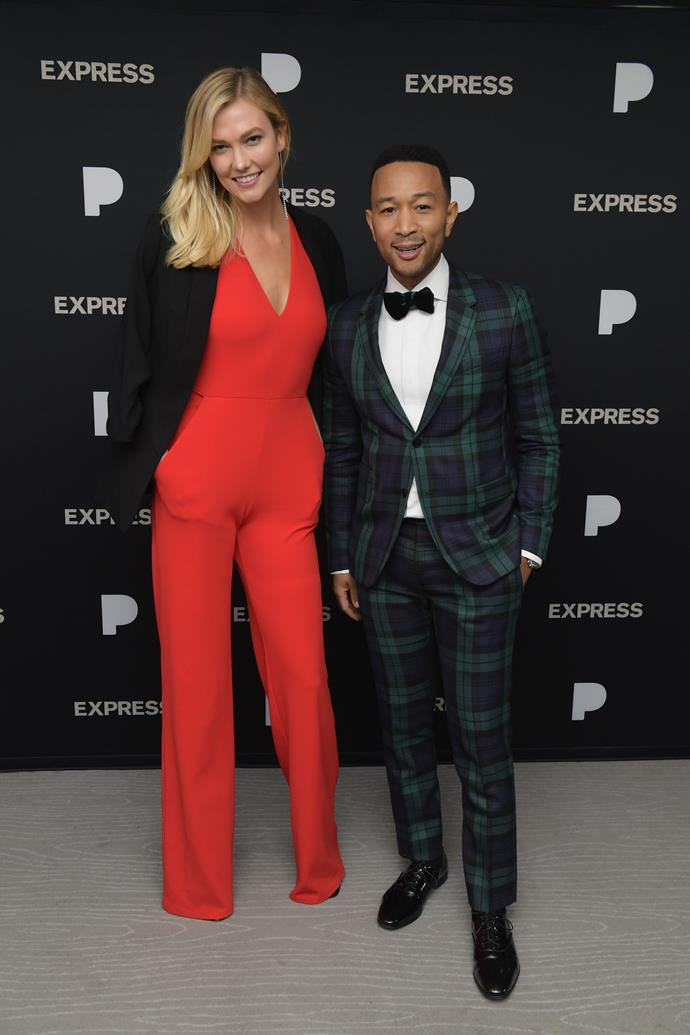 With John Legend.