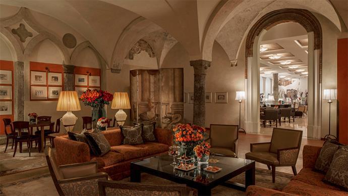 Image courtesy of The Four Seasons Hotel Milano