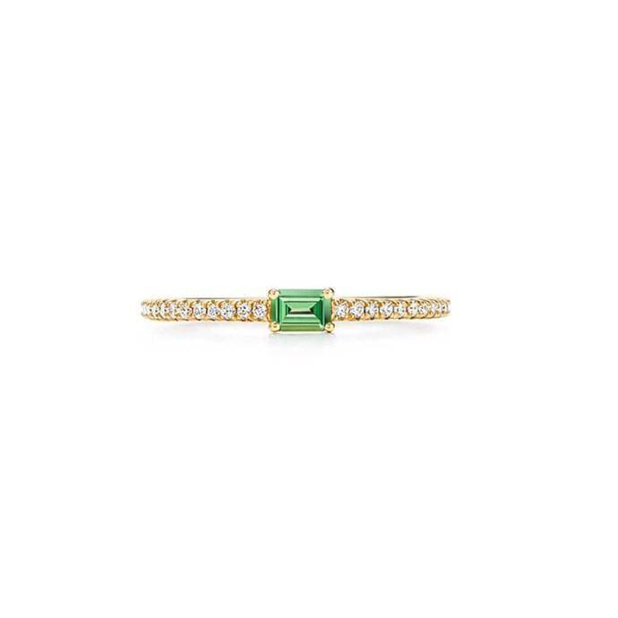 "Horizon ring, $3,350 at [Tiffany & Co.](https://www.tiffany.com.au/jewelry/rings/tiffany-novo-horizon-ring-GRP10525/|target=""_blank""|rel=""nofollow"")"