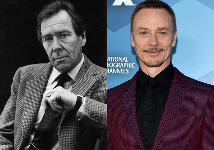 ***Ben Daniels as Antony Armstrong-Jones***<br><Br> After being played charmingly by Matthew Goode, Ben Daniels will take over as Princess Margaret's photographer husband.