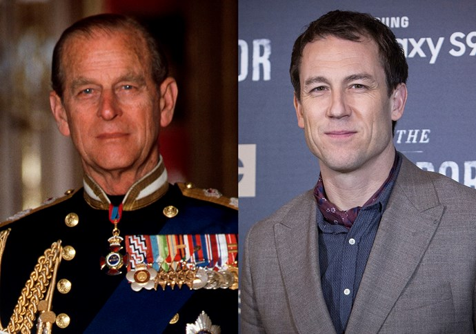 ***Tobias Menzies as Prince Philip***<br><br> Moving out Matt Smith, *Outlander's* Tobias Menzies will be taking a crack at bad-boy-turned-would-be-king Prince Philip.
