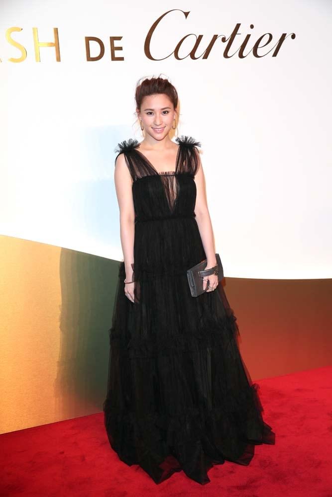 Laurinda Ho.