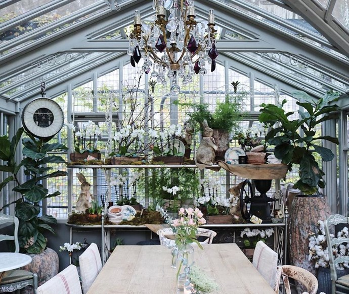 """**[Café Parterre](https://www.parterre.com.au/ target=""""_blank"""" rel=""""nofollow"""")** <br><br> **Location:** Woollahra <br><br> The courtyard cafe of antique shop institution, Parterre, this whimsical space features a classic greenhouse and plenty of plants, set in amongst chandeliers, rustic furniture and French provincial styling. Expect fresh, wholesome, locally-sourced food. <br><br> [@cafe_parterre](https://www.instagram.com/cafe_parterre/?hl=en target=""""_blank"""" rel=""""nofollow"""")"""