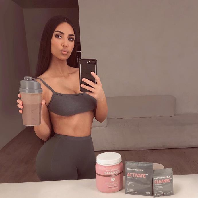 "***Kim Kardashian***<br><br> Followers (at time of writing): 134 million.<br><br> Makes per post: According to studies from [2016](https://www.hopperhq.com/blog/instagram-rich-list-2017-platforms-highest-earners-revealed/|target=""_blank""