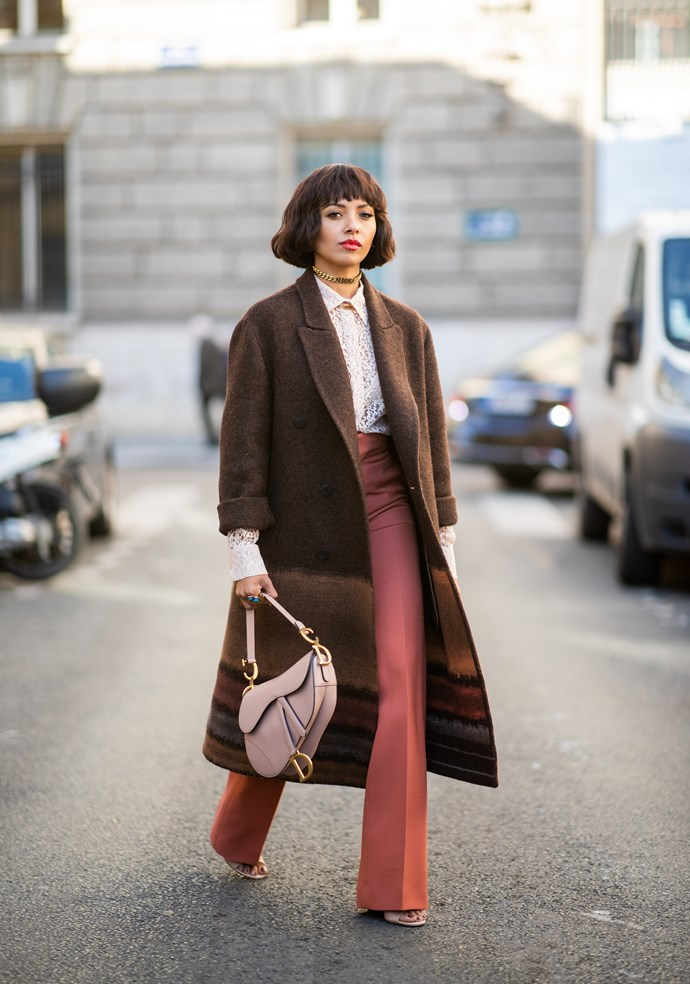 **THE TAILORED FLARE**