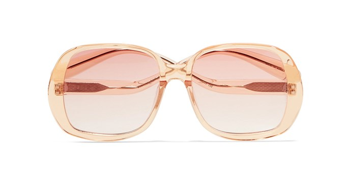 "Sunglasses by Rejina Pyo, $322.42 at [Net-a-Porter](https://www.net-a-porter.com/au/en/product/1138434/REJINA_PYO/-projekt-produkt-square-frame-acetate-sunglasses|target=""_blank""