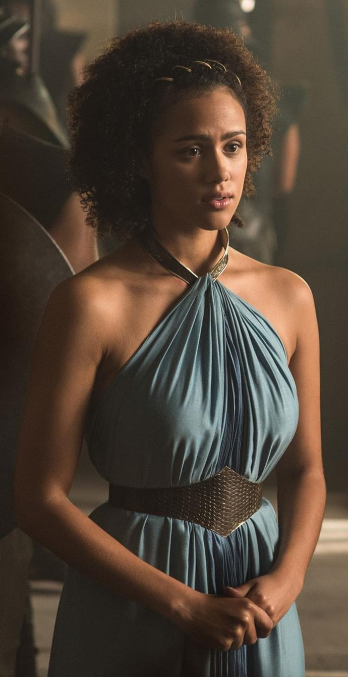 Missandei in season four.