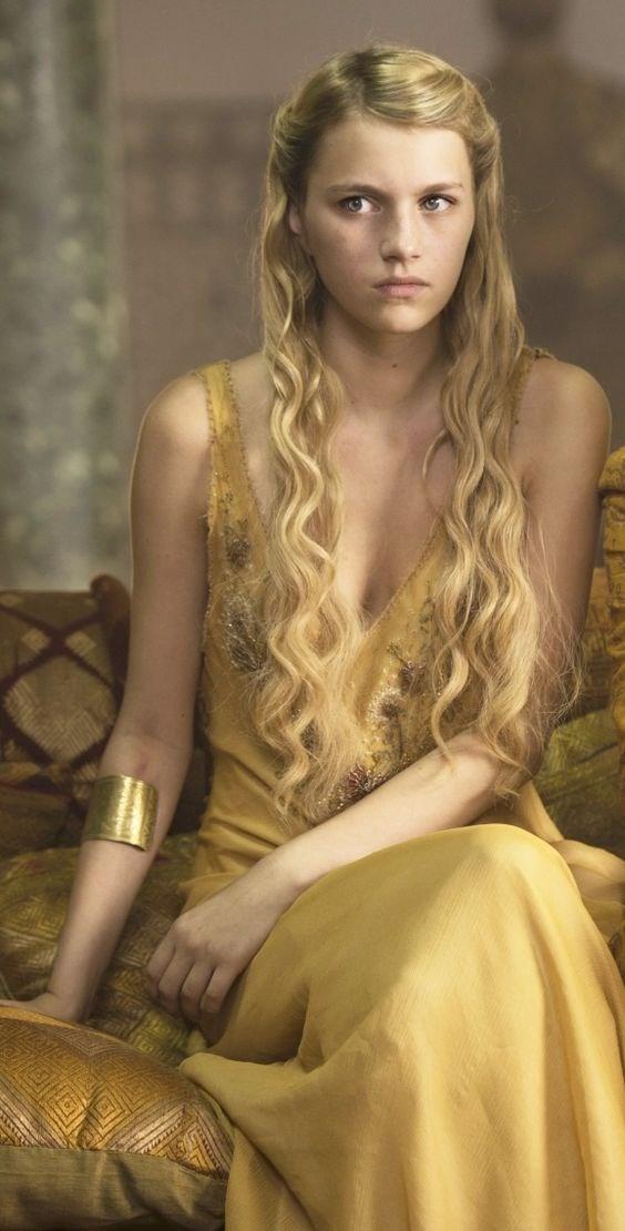 Myrcella Baratheon in season four.