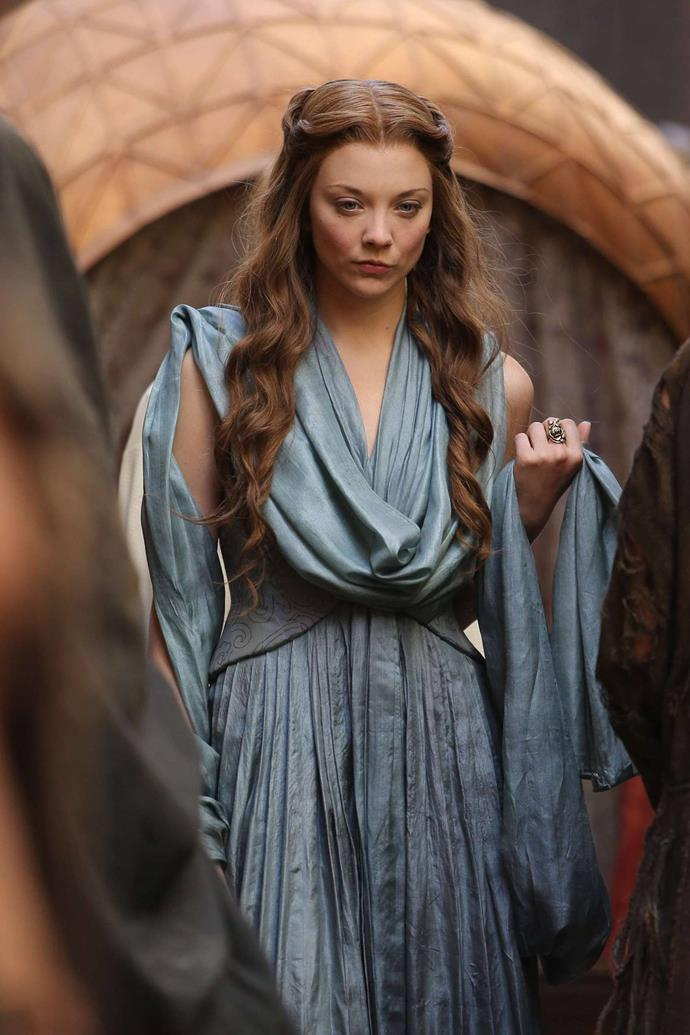 Margaery Tyrell in season three.