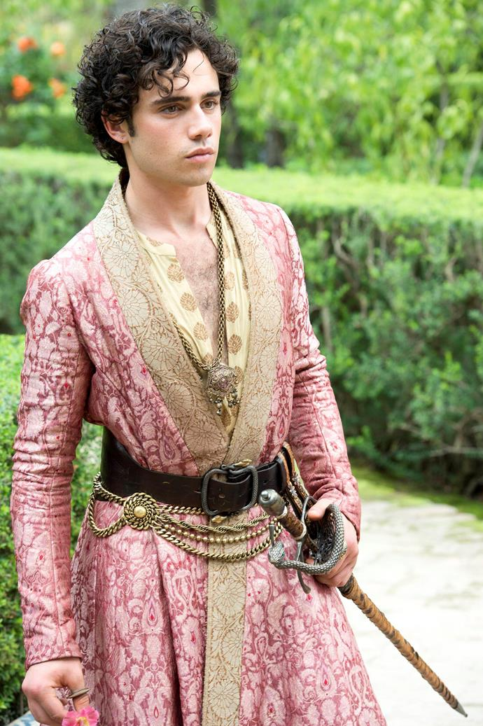 Trystane Martell in season five.