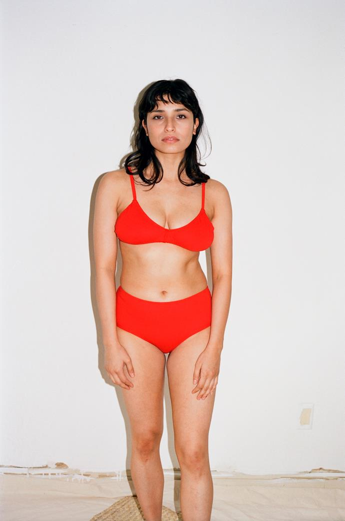 """**The death of neutrals** <br><br> There was once a period where lingerie fell neatly into the 'black or nude' paradigm. In 2019, this is an outdated notion. Brands like [Love Stories](https://lovestoriesintimates.com.au/ target=""""_blank"""" rel=""""nofollow"""") put the fun back in smalls with their bold clashing prints, while others opt for bright block colours.  <br><br> Image: [Pansy](https://www.pansy.co/about target=""""_blank"""" rel=""""nofollow"""")"""