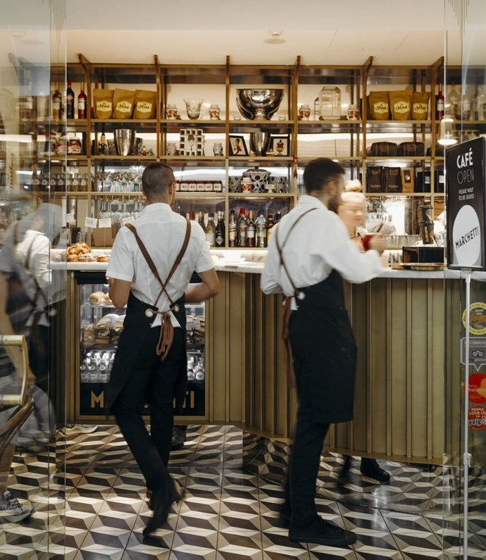 """**[Marchetti](http://www.marchetticafe.com/