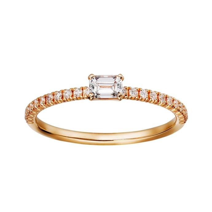 "Etincelle De Cartier Ring, $4,200 by [Cartier](https://www.au.cartier.com/en-au/collections/jewelry/categories/rings/rings/b4216700-etincelle-de-cartier-ring.html|target=""_blank""|rel=""nofollow"")."