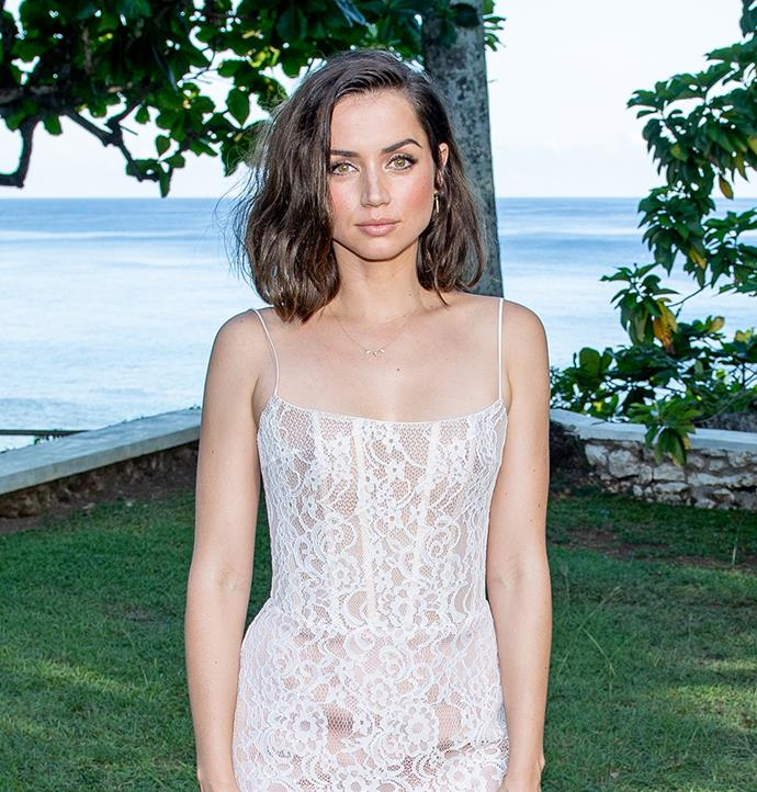 <strong>Ana de Armas</strong> <br>As a yet-to-be-named character in <em>Bond25</em>, 2020