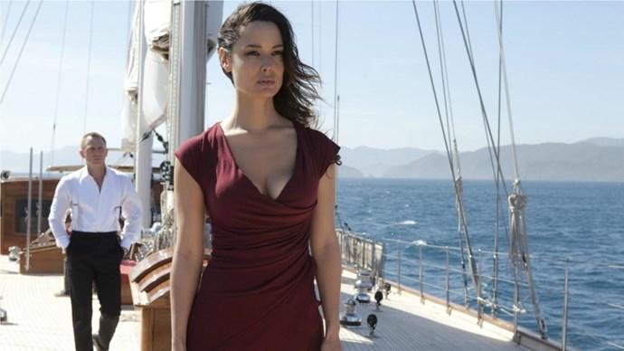 <strong>Bérénice Marlohe</strong> <br>As Sévérine in <em>Skyfall</em>, 2012