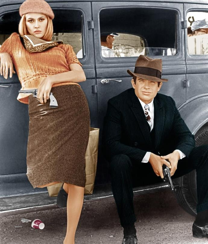 ***BONNIE AND CLYDE* 1967**