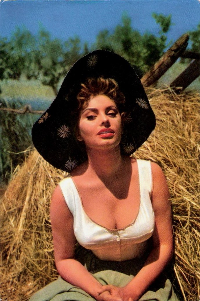 ***THE MILLER'S BEAUTIFUL WIFE*, 1955** <br><br> Few things are as captivating as Sophia Loren in her 1950s heyday. While arguably less glamorous than her other on-screen turns, this 1955 Italian comedy sees Loren play a humble miller's wife who catches the eye of the lecherous governor of Naples. Think peasant blouses, broad-brimmed hats, messy hair and sunkissed skin.