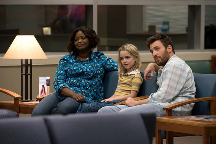 **Gifted (29/05/2019)** <br><br> Frank, a single man raising his child prodigy niece Mary, is drawn into a custody battle with his mother.