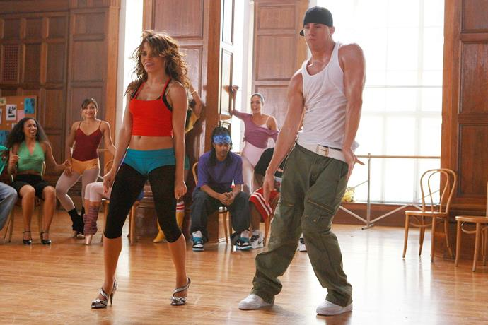 **Step Up (16/05/2019)** <br><br> Tyler Gage receives the opportunity of a lifetime after vandalising a performing arts school, gaining him the chance to earn a scholarship and dance with an up and coming dancer, Nora.
